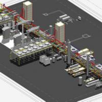 China Operation Flexibility CNG Plant Small Scale Lng Plant For Peak - Shaving Facilities wholesale