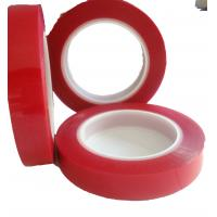 China 0.7MM Thickness Silicone Splicing Tape For Films Lamination And Fastening wholesale