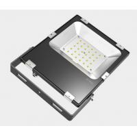 Quality Wall Mounted Commercial Outdoor LED Flood Light Fixtures 30 Watts 50/60Hz Input for sale