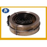 Closed Coil Helical Spring , Carbon Steel Spiral Power Spring For Valves