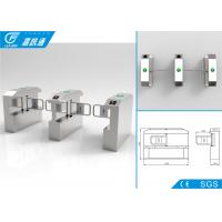 China Building Entrance Security Swing Gate Turnstile Automation Single Direction wholesale