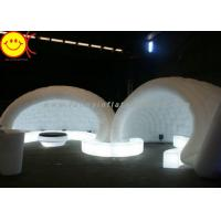 Buy cheap Large Inflatable Luna Tent for Sale Inflatable Office Pod Tent Moveable Inflatable Luna Pod product