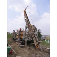 Quality Crawler Hydraulic Reverse Circulation Drilling Rig For Mining Exploration 500M for sale