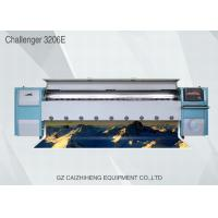 China Challenger Outdoor Large Format Solvent Printer 3206E With SPT510 35PL Printhead wholesale