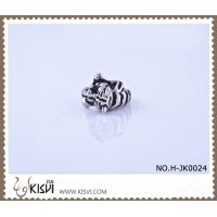 China Low MOQ 1.47 cm / 9# / 10.6g 316l stainless steel ring H-JK0024 wholesale