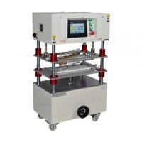 Buy cheap Touch Screen PLC Program Vertical Lifting Keystroke Life Test Machine for from wholesalers