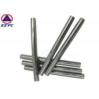 China Cylinder Cemented Carbide Rods , High Polished, Tungsten Carbide Bar Stock wholesale