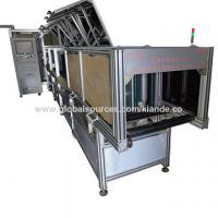 Automatic Inspection Bus Bar Assembly Machine , Busbar Automatic Production Line