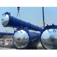 China 2X31M AAC Pressure Vessel Autoclave,steel,blue wholesale