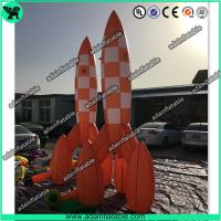 Inflatable Rocket For Space Events