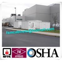 Quality Chemical Storage Buildings , Hazardous Material Storage Building For Corrosive for sale