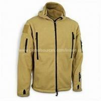 China Waterproof Military Jacket, Short Pile Waterproof and Breathable Warm Clothing wholesale
