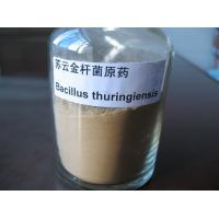 China CAS 68038-71-1 BT Bacillus Thuringiensis Insecticide Pest Control High Content wholesale