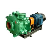 China Large Flow Capacity Sand Slurry Pump For Gold Mining / Coal Washing / Tailing wholesale