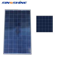 China 200w 250w 360w solar panels cells polycrystalline silicon modules wholesale