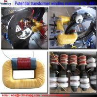 Quality transformer coil winding machine for silicone rubber insulator for sale