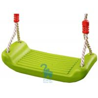 China Small Kids Outdoor Playsets , Plastic Swing Seat with Four Holes wholesale
