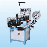 China Multifuction Ultrasonic Label Cutting And Folding Machine 0-200/Min wholesale