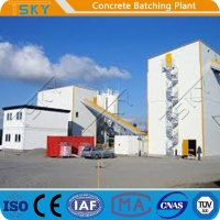 China ECO Friendly High Capacity PLD4800 Tower Batching Plant wholesale