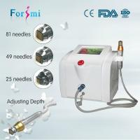 China amazing efficiency results RF beauty equipment Fractional rf microneedle device wholesale