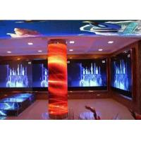 China Commercial 192*192mm Flexible LED Display Screen Media Facade Decoration wholesale
