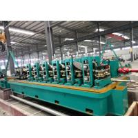 China Galvanized Steel Strip Welded Pipe Mill Line wholesale