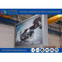 China IP65 P10 Outdoor SMD High Brightness Led Display Adapted To Seaside Application wholesale