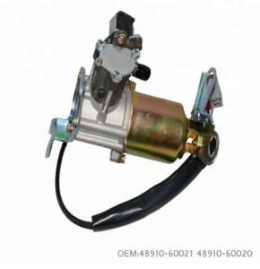 Portable Rear Air Compressor For Air Ride Suspension 4891060021 4891060020