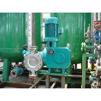 China Chemical High Pressure Metering Pump , Water Treatment Pumps on sale