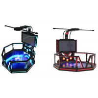 China Indoor Electronic 9D Virtual Reality Game Simulator For Shopping Mall wholesale