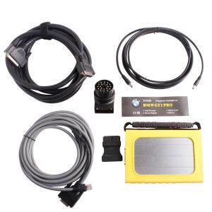 China BMW GT1 Pro DIS V55 + SSS V32  Multiplexer , Self-protection BMW Diagnostic Tools Scanner wholesale