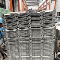 China grey color corrugated roof sheet use as prepainted hot dip zinc coated steel coil wholesale