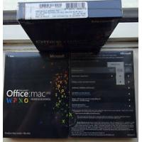 Buy cheap PC Computer Software MAC Office 2011 Home And Business Free Web Download from wholesalers