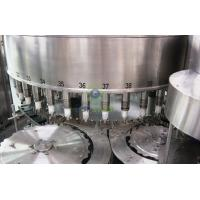 China 3 in 1 Auto Stainless Steel Beverage Mineral Water Filling Machine Bottling Line wholesale