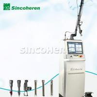 China CO2 Fractional Laser Scar Removal Machine , RF Tube Beauty Care Machine wholesale