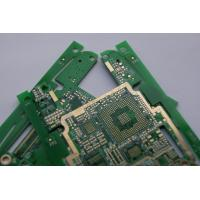 China Green Solder Mask PCB 1 - 14 Layer High TG Multilayer Printed Circuit Board 0.5 - 6oz wholesale