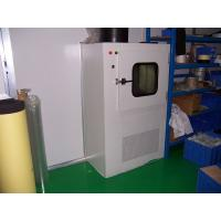 China Pharmaceutical High Grade Stainless Steel Pass Through Cleanroom Equipments Low Vibration wholesale
