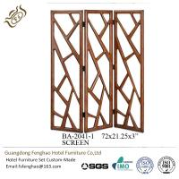 China Decorative Folding Screens Partition Hinges For Living Room Devider And Hotel Lobby wholesale