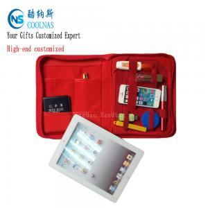 China Go Go Gadget Organizer Bag / Grid It Accessory Organizer 29*24 Cm wholesale