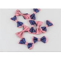 China Customized Pretty Bow Tie Ribbon Baby Hair Accessories For Girls wholesale
