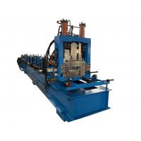 China CR12 Cutter Chain Drive C Purlin Forming Machine wholesale