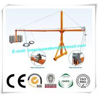 China Building Column Suspension Jibs Wind Tower Production Line Durable wholesale