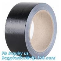 China Strong Gauze Fiber Repair Sealing Joining Duct Tape PVC Cloth Duct Tape,silver Aluminum Foil duct insulation Tape price on sale