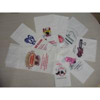 China Environment-friendly Printed Plastic Poly Bags for Fast Food Loading on sale