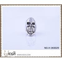 China 2012 hot selling 316l stainless steel ring H-JK0029 with a low MOQ wholesale