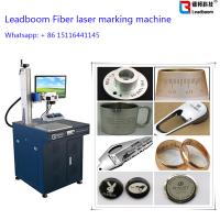Buy cheap Gold Fiber Laser Marker / Laser Engrave machine with 30W Fiber Laser Cutting from wholesalers