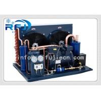 Buy cheap 7.5HP Semi Hermetic Refrigeration Compressor D3SC-75X 1 year Guarantee from wholesalers