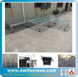 China Adjustable Stage Platform Outdoor Stage Platform for Performance Distributor wholesale