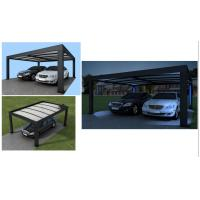 Buy cheap 100㎡ snow compressive resistance outside garage with LED light,DIY making from wholesalers