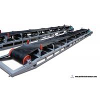 China Flat And Inclined Mobile Conveyor Belt System For Truck Loading And Unloading wholesale